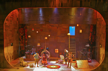 James and the Giant Peach, West Yorkshire Playhouse