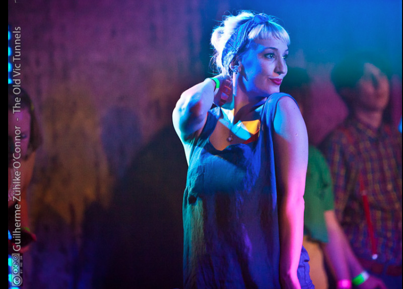 Old Vic Tunnels: Coming Up Festival,