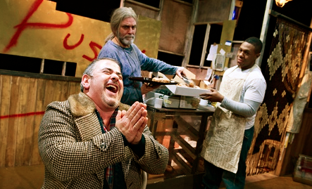 Superior Donuts Southwark Playhouse