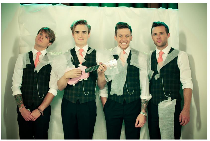 McFly Photoshoot